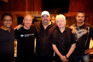 Nashville studio musicians