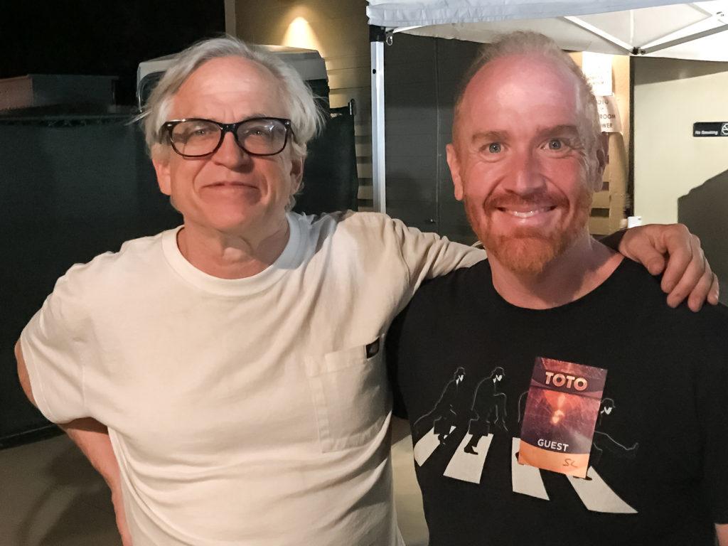 Toto's Steve Porcaro and Mike Massé