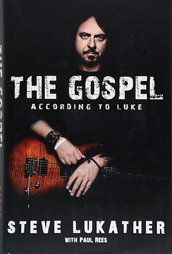 """The Gospel According to Luke"" by Steve Lukather"